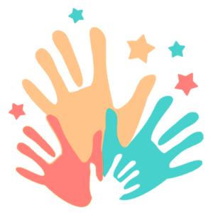 Игры и творческие занятия для детей с отпечатками ладошек