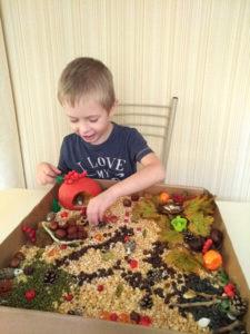 Осенние занятия с ребенком - интересные и полезные