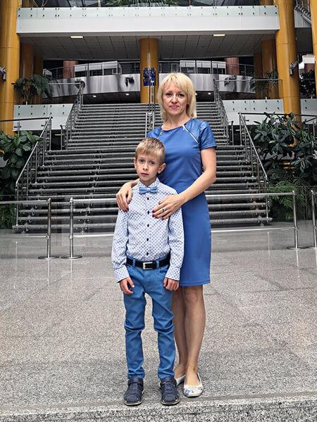 Семейное образование и семейная форма обучения Олеся Полубоярова